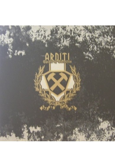 "ARDITI ""Spirit Of Sacrifice"" LP"