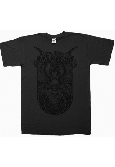 "BAPTISM ""As The Darkness Enters"" t-shirt S"