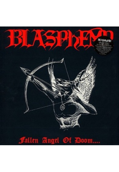 "BLASPHEMY ""Fallen Angel Of Doom..."" LP black"
