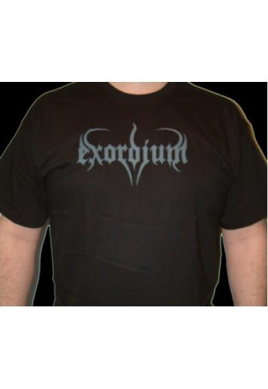 """EXORDIUM """"logo""""-t-shirt XL"""