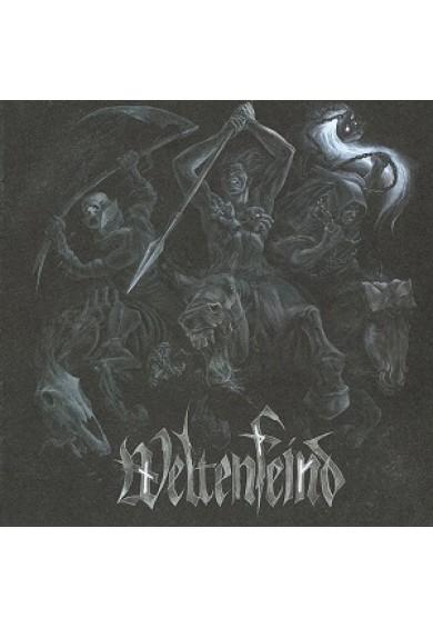 """Absurd -  Grand Belials Key - Sigrblot """"Weltenfeind"""" CD"""