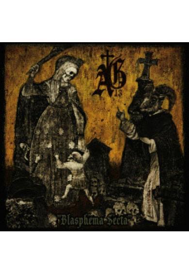 "Abysmal Grief ""Blasphema Secta"" LP"