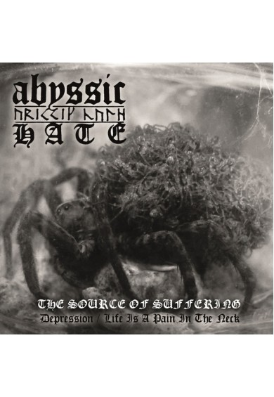 "Abyssic Hate ""The Source Of Suffering"" cd"
