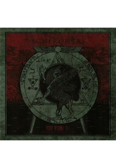 "ACHERONTAS ""Tat Tvam Asi (Universal Omniscience)"" cd"