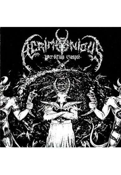 """ACRIMONIUS  """"perdition gospel"""" mcd"""