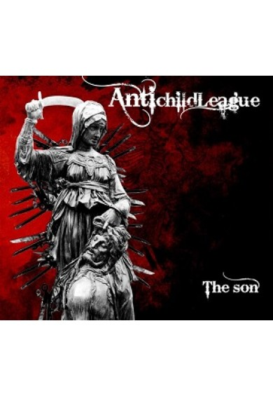 "ANTICHILDLEAGUE ""the son"" cd"
