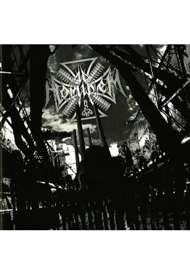 "AD HOMINEM  ""Climax of Hatred"" cd"