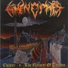 "AMENOPHIS ""The Element of Torture"" cd"