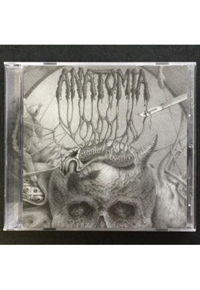 "Anatomia ""Cranial Obsession"" CD"