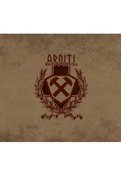 "ARDITI ""spirit of sacrifice"" cd"
