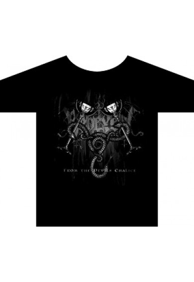 """BEHEXEN """"From the devils chalice""""-t-shirt L"""