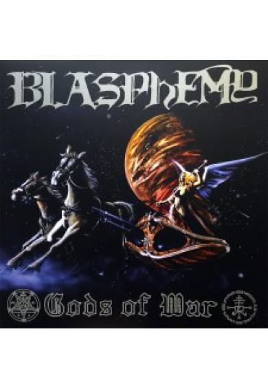 "BLASPHEMY ""Gods of War"" LP"