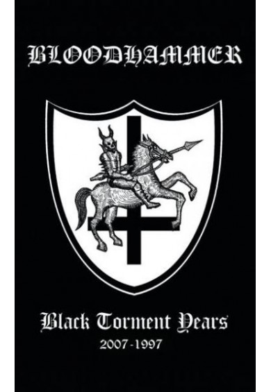 "Bloodhammer ""Black Torment years 2007-1997"" tape"