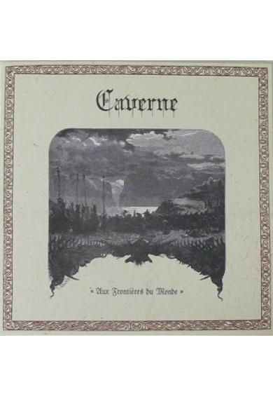 """Caverne """"aux frontieres du monde"""" CD"""