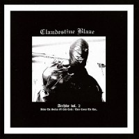 "CLANDESTINE BLAZE ""Archive vol 2"" LP"
