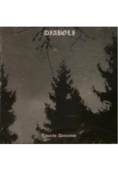 "DIABOLI ""Towards Damnation"" cd"