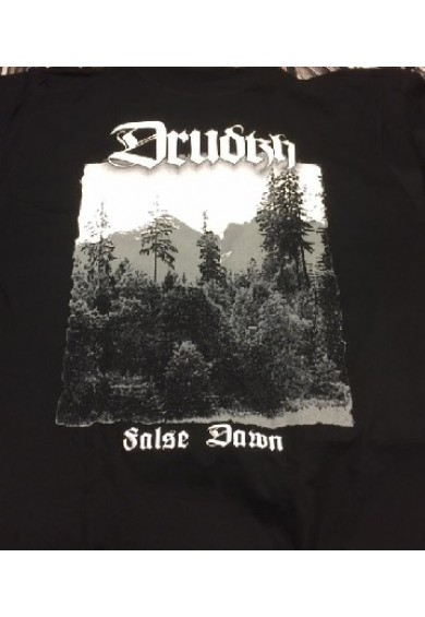 "DRUDKH ""False Dawn"" t-shirt XL"