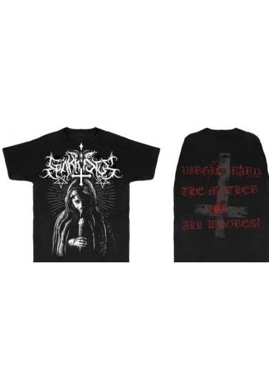 EPÄKRISTUS -t-shirt L