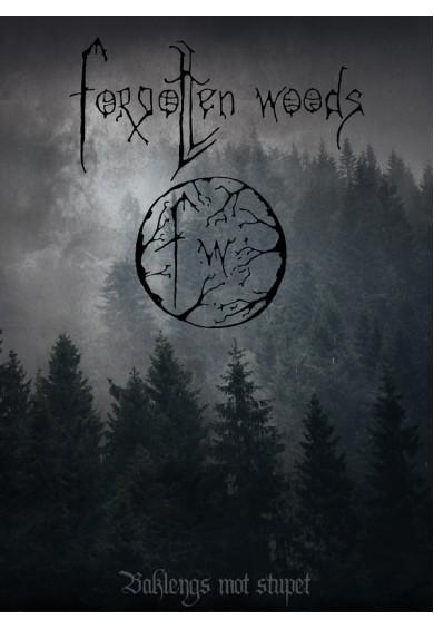 """Forgotten Woods """"Baklengs Mot Stupet 1992 - 1996"""" 3x cd"""