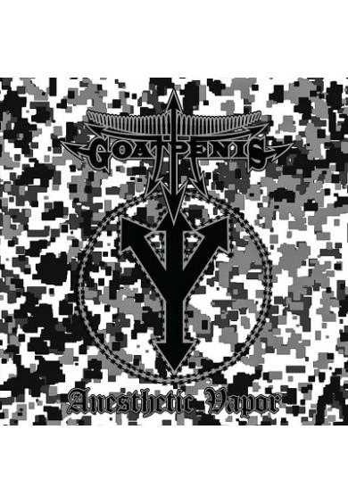 """GOATPENIS """"Anesthetic Vapor"""" cd"""