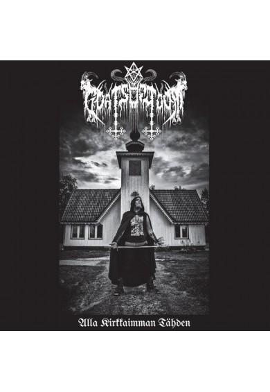 """Goats Of Doom """"Alla Kirkkaimman Tähden"""" cd"""