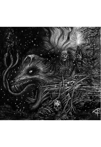 "Grafvitnir ""Obeisance To A Witch Moon"" LP"