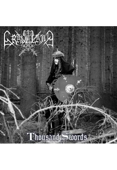 """GRAVELAND """"thousand swords"""" LP"""