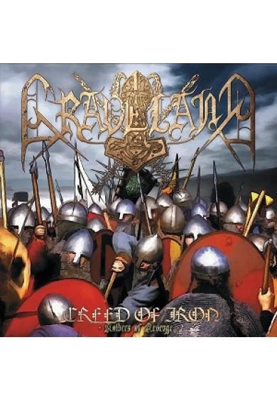 "GRAVELAND ""creed of iron / raiders of revenge"" 2xLP"