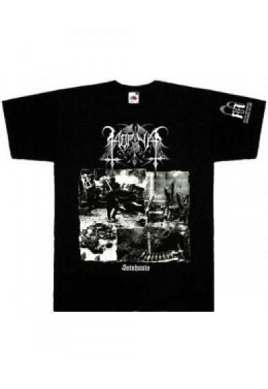 HORNA - Sotahuuto -t-shirt XL