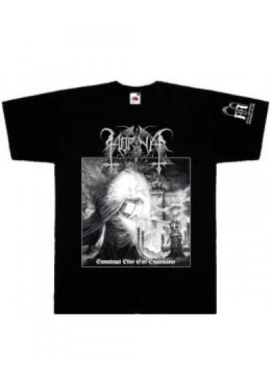 HORNA Envaatnags Eflos Solf Esgantaavne  -t-shirt XL