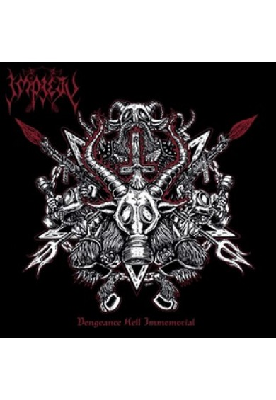 "Impiety ""Vengeance Hell Immemorial"" cd"