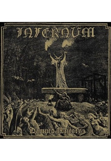 "INFERNUM ""Damned Majesty"" LP"