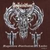 "INQUISITION ""magnificent glorification of lucifer"" CD"