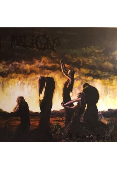"Malign ""A Sun To Scorch"" 10"""