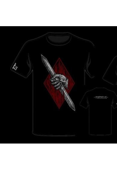 "MGLA ""Armed"" t-shirt S"