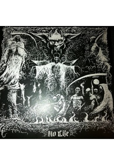 "Mordbrand / Bombs Of Hades ""No Life"" 10"""