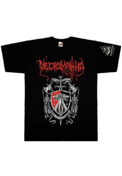 NECROMANTIA -t-shirt L