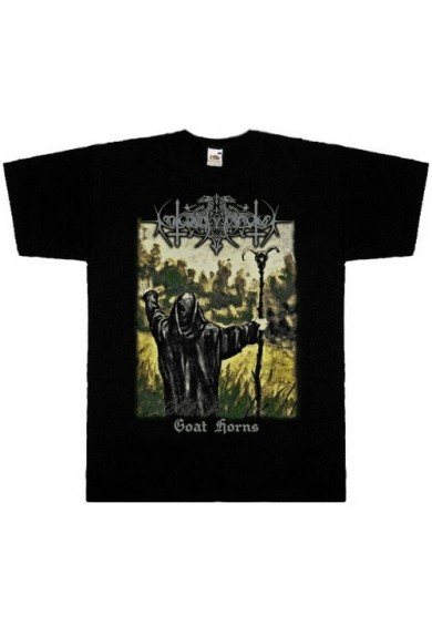 NOKTURNAL MORTUM - Goat Horns  -t-shirt XL