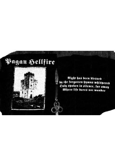 PAGAN HELLFIRE -t-shirt L