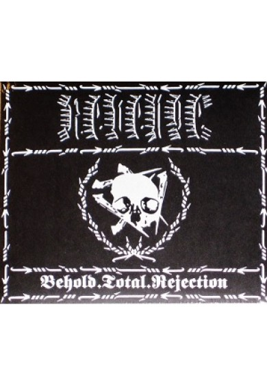 "REVENGE ""Behold.Total.Rejection"" LP + backpatch + flag"