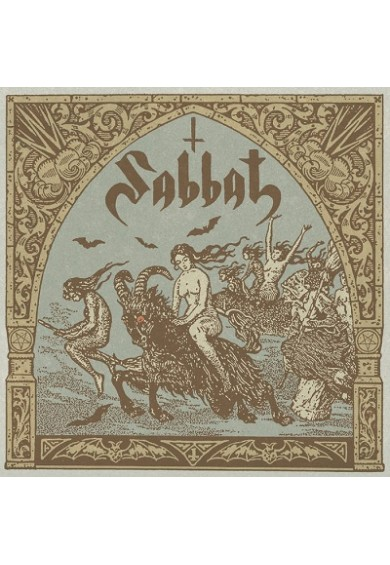 """SABBAT """"Sabbatical Possessitic Hammer"""" 12"""""""
