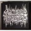 "SACRILEGIOUS IMPALEMENT ""logo""-patch"