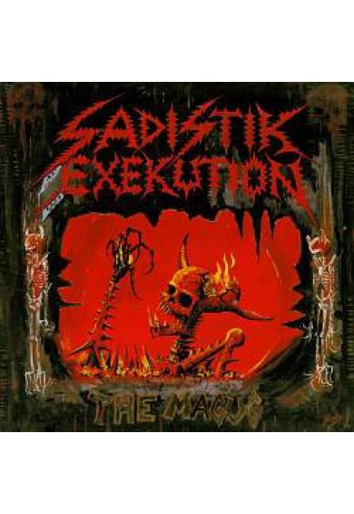 """Sadistik Exekution """"The Magus"""" cd"""
