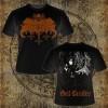 """SATANIC WARMASTER """"Heil Luzifer"""" t-shirt M"""