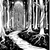 "Siculicidium ""Land Beyond The Forest"" LP"