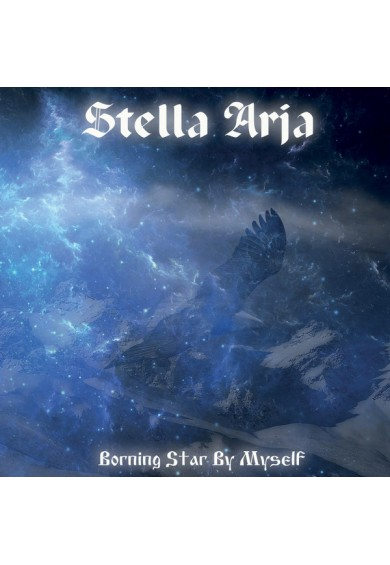 "Stella Arja ""Borning Star By Myself"" cd"