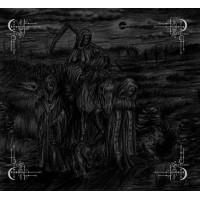 Behexen / Satanic Warmaster split CD 1st press MP