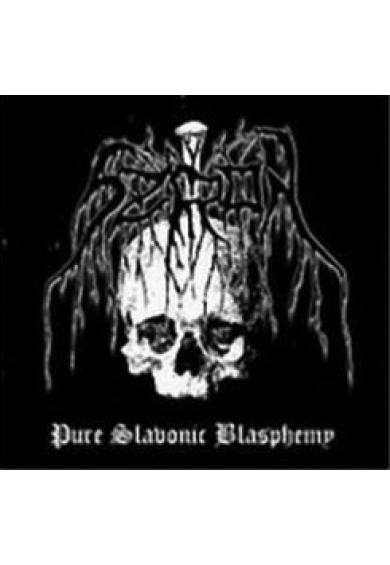 """SZRON """"Pure Slavonic Blasphemy"""" LP"""
