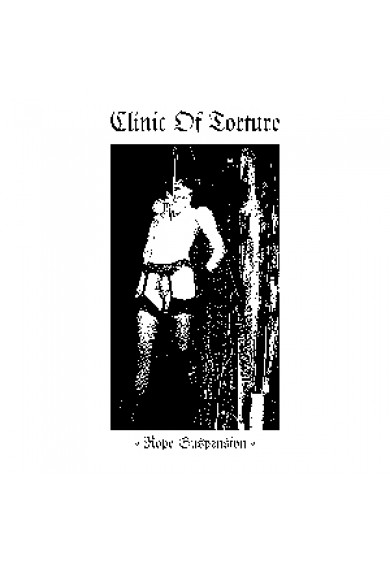 "CLINIC OF TORTURE ""Rope Suspension"" CD"