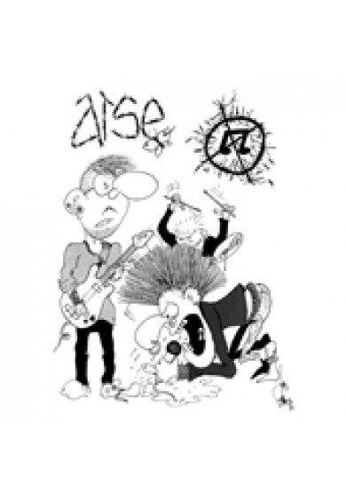 "ARSE ""Discography"" cd"